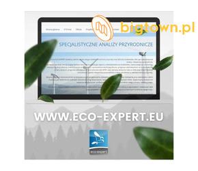 Specjalistyczne analizy przyrodnicze - Eco-Expert